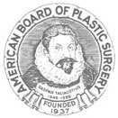 American Board of	Plastic Surgery Logo