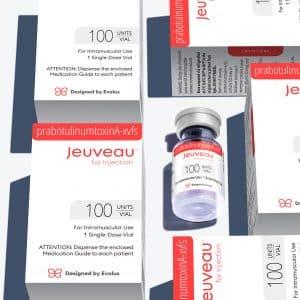 jeuveau neuromodulator in new york for wrinkles